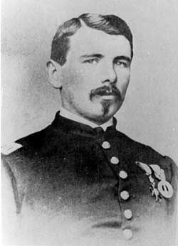 Il sottotenente Myles Walter Keogh