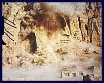 La distruzione dei Buddha