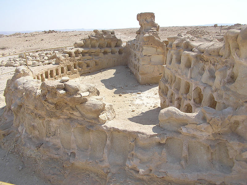 La colombaia di Masada