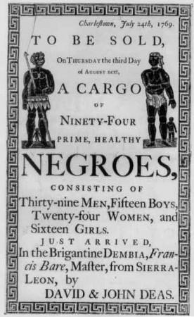 NL41 - schiavitu - vendesi schiavi