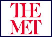 Il nuovo logo del MET