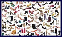 Le scarpe...