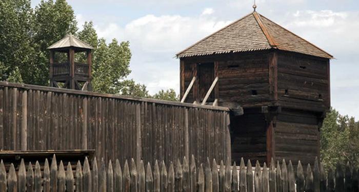 STORIA: Il Forte come centro sociale e di commercio nel Canada del XVIII secolo