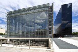 Nuovo Centro Congressi Eur- La Nuvola e la Lama