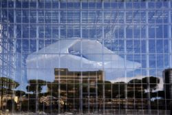 Nuovo Centro Congressi Eur-Nuvola