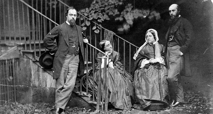 CULTURA: I Rossetti a Londra: una brillante storia di esuli italiani