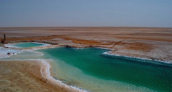ABBIAMO OSPITI – PROGETTI: Chott El Jerid – Il mare nel Sahara