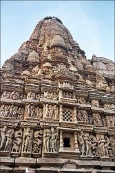 NL20 - spalla - note di viaggio - templi dell'amore erotico a Khajuraho