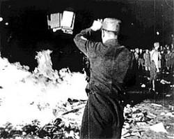 NL21 - spalla - suggerimenti - il giardino delle bestie - 1933-may-10-berlin-book-burning