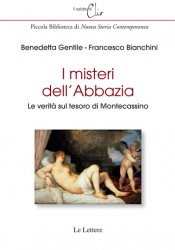 NL29 - lampadine - libri - Misteri-abbazia