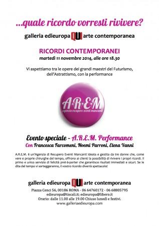 Invito Galleria