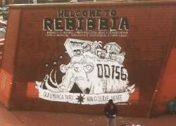 NL34 - spalla - Mostre - street art Roma - Zero Calcare Rebibbia