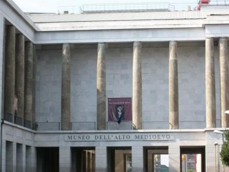 NL35 - splendore nella decadenza - facciata museo