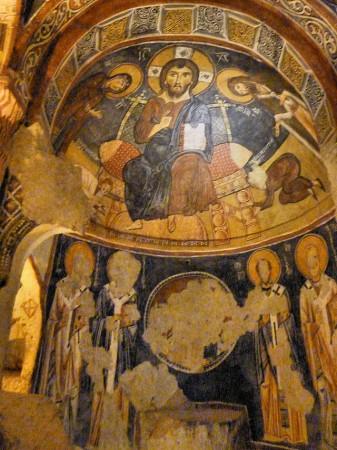 NL35 - vangeli apocrifi - Cappadocia Chiese rupestri Affreschi