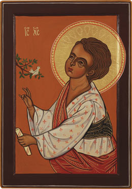 NL35 - vangeli apocrifi - Icona Gesù e la creazione dei passeri Emmanuele01