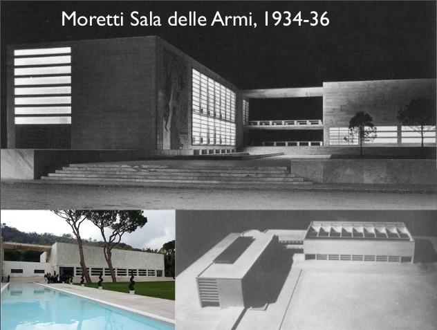 Architettura il foro italico la lampadina for Progetti di casa delle bambole gratis