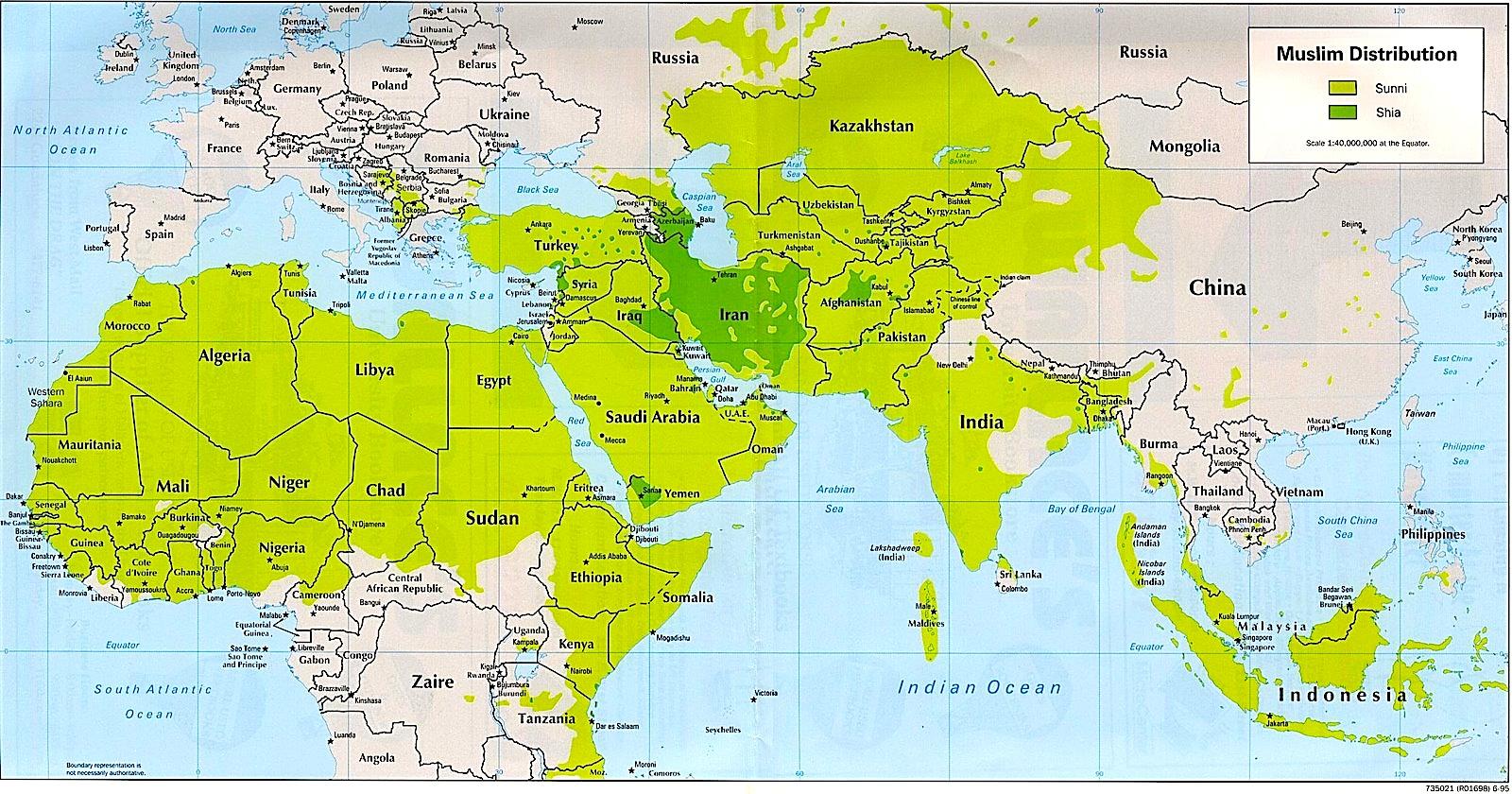 Cartina Del Mondo Con Le Diverse Religioni.Il Mondo In Cui Viviamo Islam Un Po Di Chiarezza La Lampadina Periodiche Illuminazioni