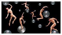 Una scena del balletto