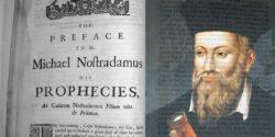Il libro delle profezie e Nostradamus