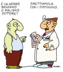 La medicina secondo Altan