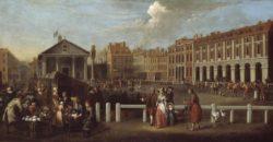 Il mercato di Covent garden