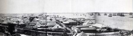 Panoramica di Yokohama