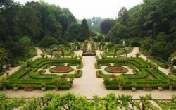 Villa Pisani Bolognesi Scalabrin, particolare del giardino