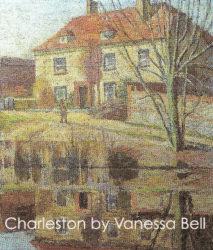 Charleston in un dipinto di Vanessa Bell