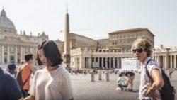 Festival Internazionale della fotografia di Roma. Portrait Marco Cipriani Roma san-Pietro 2014