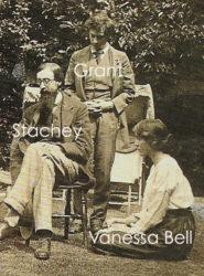 Il ritratto di Srachey eseguito da Dora Carrington