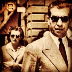 Igea Lissoni e Lucky Luciano in Italia