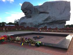 Il memoriale di Brest in Bielorussia