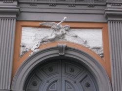 Palazzo Scarpetta-particolare