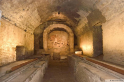 Mitreo sotto Santa Prisca