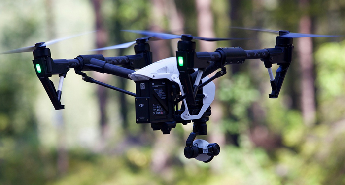 TECNOLOGIA: droni
