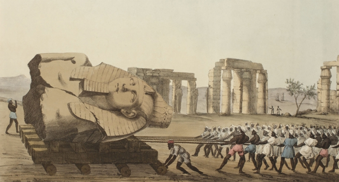 CULTURA: Belzoni: il più famoso ladro di tombe di tutti i tempi o il primo vero archeologo della storia?