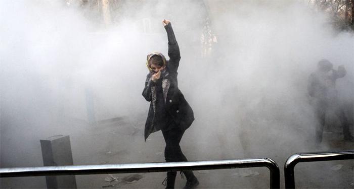 ATTUALITÀ – Manifestazioni di protesta in Iran. Dicembre 2017
