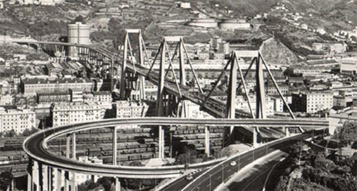 ABBIAMO OSPITI - ARCHITETTURA: Ponte Morandi e dintorni