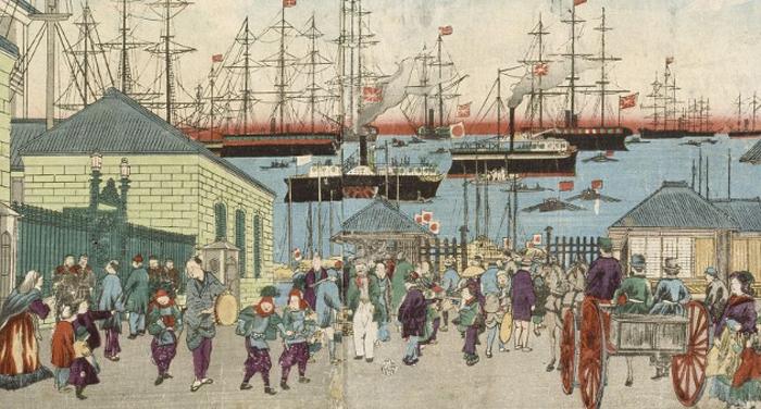 STORIA IN MOSTRA- La modernizzazione del Giappone inizia con il regno Meiji (1852 -1942)