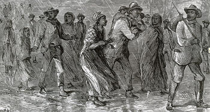 STORIA - Irlandesi schiavi