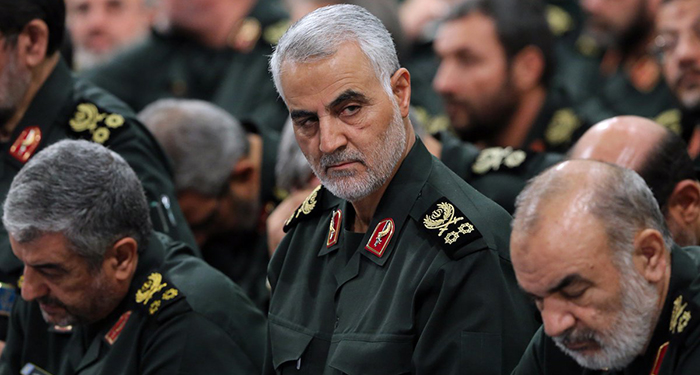 GEOPOLITICA – L'Iran ha perduto… il suo potentissimo stratega, il capo della Guardie della Rivoluzione e probabile candidato alle elezioni presidenziali: Quassem Suleimanii