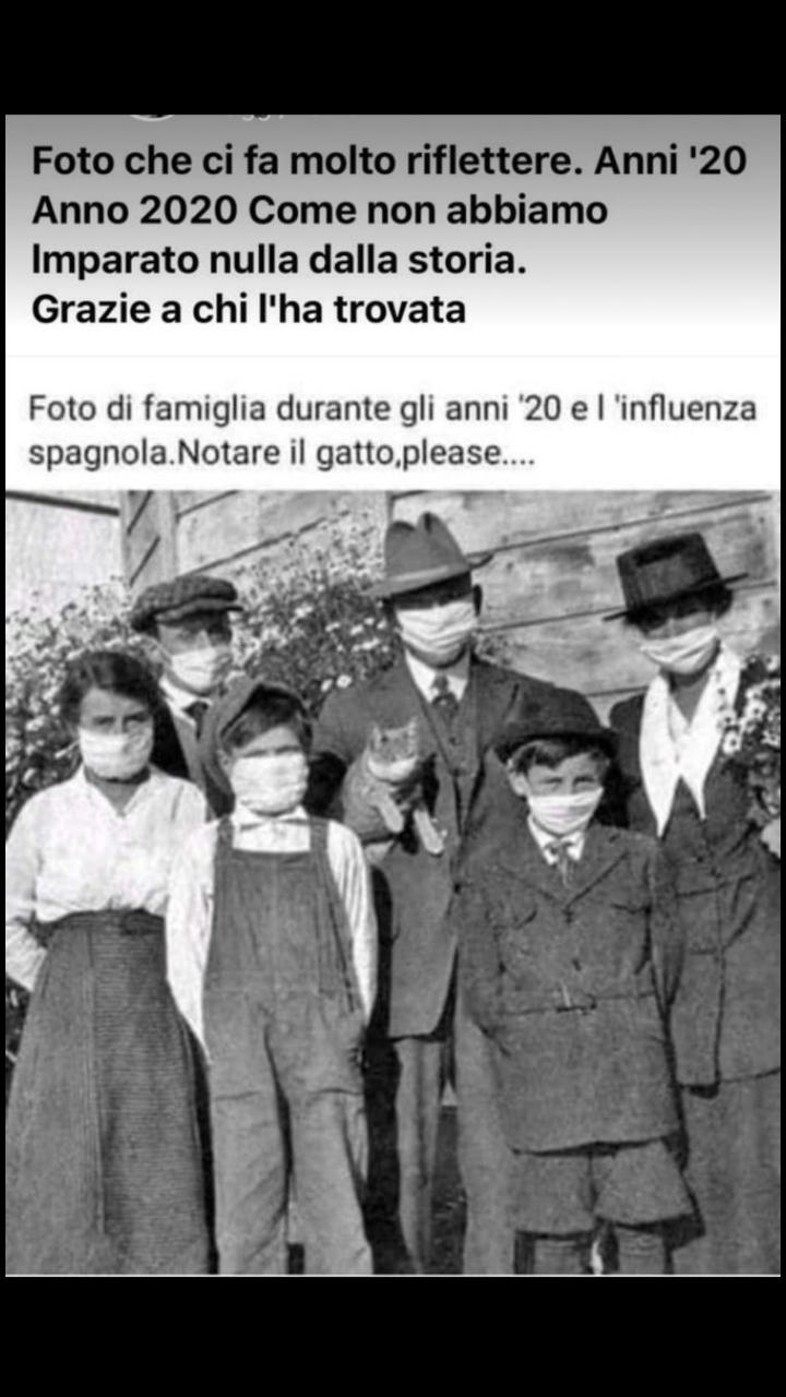 Anni Venti durante l'epidemia di Spagnola (foto 3)
