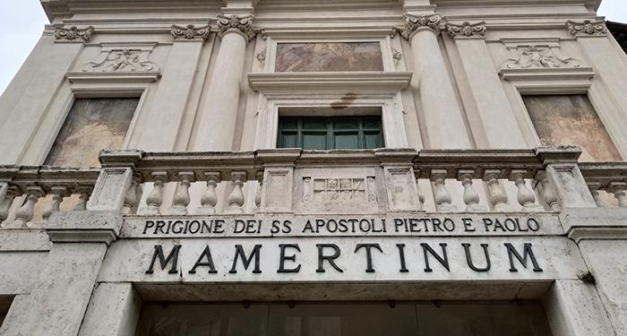 ABBIAMO OSPITI/ROMA ANTICA – Il carcere Mamertino: luogo di morte e di fede